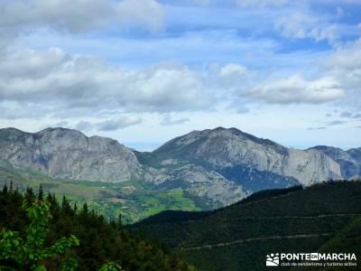 Ruta del Cares - Garganta Divina - Parque Nacional de los Picos de Europa;rutas senderismo